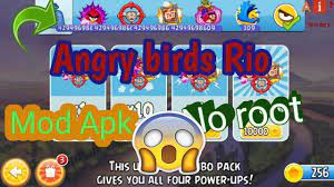 Download Angry Birds Rio Mod APK Latest Version