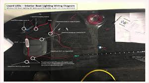 lizard leds interior boat lighting wiring diagram lizard leds interior boat lighting wiring diagram