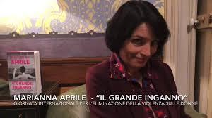 Leggere Per Vivere: presentato il libro di Marianna Aprile ...