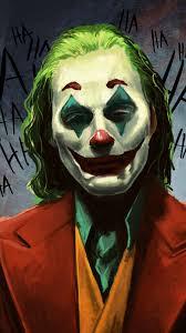 A WALLPAPER OF JOKER LAUGHING ART HD ...