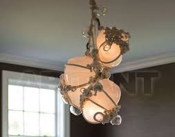 Сhandelier knotty bubbles lindsey adelman studio 2016 opal glass natural rope chandelier a