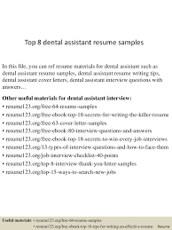 Dental Assistant Resume Template 100 Conversion Gate100 Thumbnail 100 Jpg Cb 110029931710 93