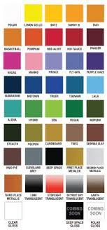 Evinrude Paint Color Chart Rustoleum Spray Paint Color