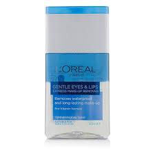 l oreal gentle eyes lips express make up remover loading zoom