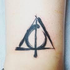 татуировка дары смерти дары смерти история даров смерти описание