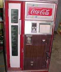 Cavalier Vending Machine Parts