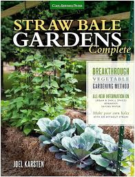 straw bale gardening to enlarge