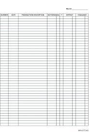 Order Check Registers Checkbook Register Buy Ledger Order Registers Hetero Co