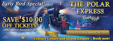 Polar Express Spencer Nc Seating Chart Polar Express Perris Inland Empire Coupon 10 00 Off Promo Code