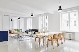 Minimalist-Airy-Open-Space-White-Scandinavian-Apartment-Interior- ...