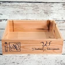 wooden wine crate sq small dreamscaper home party