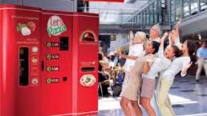 Pizza Vending Machine London Location Amazing Pizza Vending Kiosk A Food And Drink Crowdfunding Project In London