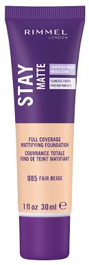 Rimmel Stay Matte Foundation Color Chart Rimmel Stay Matte Liquid Mousse Foundation In 200 Soft Beige