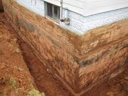 how to repair bowed basement walls in