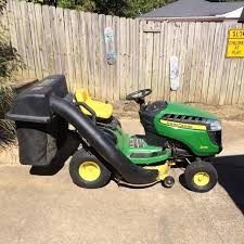 riding lawn mowers with bagger. john deere d110 riding lawn mower with bagging system mowers bagger