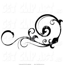 Simple Scroll Design Clip Art Clipart Panda Free Clipart