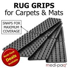 mat grips non slip slide anti skid carpet rug hallway runner gripper