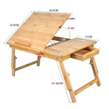 drafting table woodworking plans wood artist table lap table best portable laptop desk ideas on throughout
