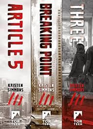 the plete article 5 trilogy article 5 breaking point three by