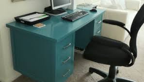 what color to paint office. My Vintage Tanker Desk Makeover What Color To Paint Office