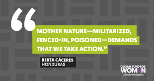 Activism Quotes Adorable 48 Quotes To Celebrate Women Land Defenders For Earth Day