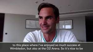 Tennis news - It's always a thrill to ...
