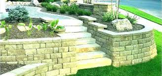 curved cinder block building a cinder block retaining wall cinder block retaining wall cinder block building