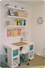 diy office ideas. DIY Office On A Budget | Cheap Home Ideas For Diy