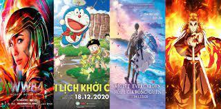 Phim chiếu rạp hay tháng 12: Wonder Woman đối đầu Doraemon - BlogAnChoi