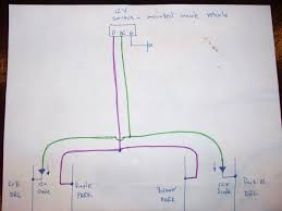 boat light wiring diagram wiring diagrams for boat running lights the wiring diagram diy wired drls switch to have full