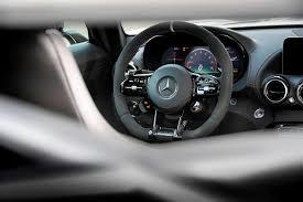 Exclusive nappa leather / micro fiber. 2020 Mercedes Amg Gt R Interior Photos Carbuzz