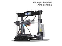 <b>Tronxy Auto</b>-<b>Level</b> Educational Desktop <b>3D</b> Printer DIY Large Print ...