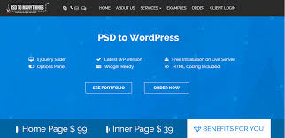Next Top 10 PSD to WordPress Conversion Service Providers for 2017