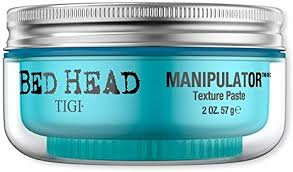 <b>TIGI Bed Head Manipulator</b> Hair Styling Texture Paste for Firm Hold ...