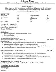 Pilot Resume Template Stunning Get Pilot Resume Template Resume Ideas Wwwtrainedbychamps