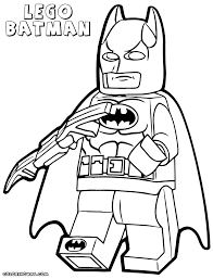 Small Picture Lego Batman Coloring Pages Printable Children Coloring Coloring