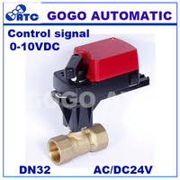 3 way <b>Motorized ball valve</b>