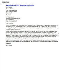 job offer salary salary negotiation email example job offer functional new letter