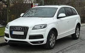 The Audi Q7 Luxury Suv Audi Q7 Audi Suv Luxury Car Hire