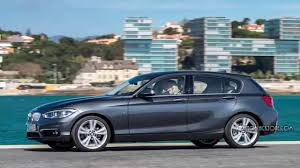 2016 BMW 1-Series Urban Line Six-Cylinder Six-Speed Manual Review ...