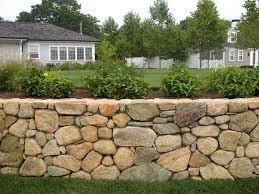 stone wall landscaping retaining walls stone wall pictures landscaping stone wall landscaping