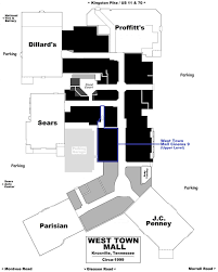 west wing office space layout circa 1990. Between 1992 And 1999, WEST TOWN MALL Was Expanded Exponentially. A New South Wing (in Gray) Built, Which Anchored By Penney\u0027s Parisian. West Office Space Layout Circa 1990 N