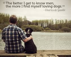 Quotes About Dogs Love Amazing 48 Dog Quotes About Love And Compassion SpartaDog Blog