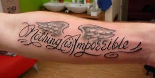 Latinský Text Předloktí Tetovaní Hradec Kralove Larisa