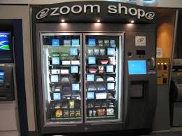 Advanced Vending Machines Gorgeous Macy's To Bring In IPod Vending Machines Gear Live