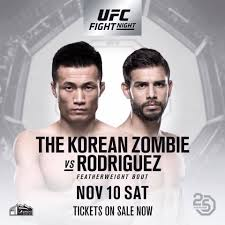 Image result for ufc fight night 139