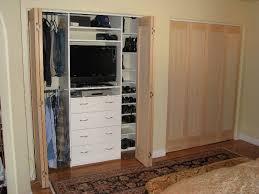 bifold closet doors installation ideas