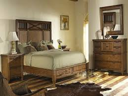 Modern Ideas Country Style Bedroom Sets Themed Western ...