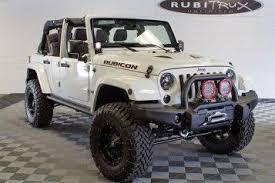 jeep rubicon 2015 white.  White 2015 HEMI Jeep Wrangler Rubicon Unlimited White With A