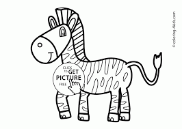 Small Picture Coloring Pages Animals Coloring Pages For Kids Printable Free